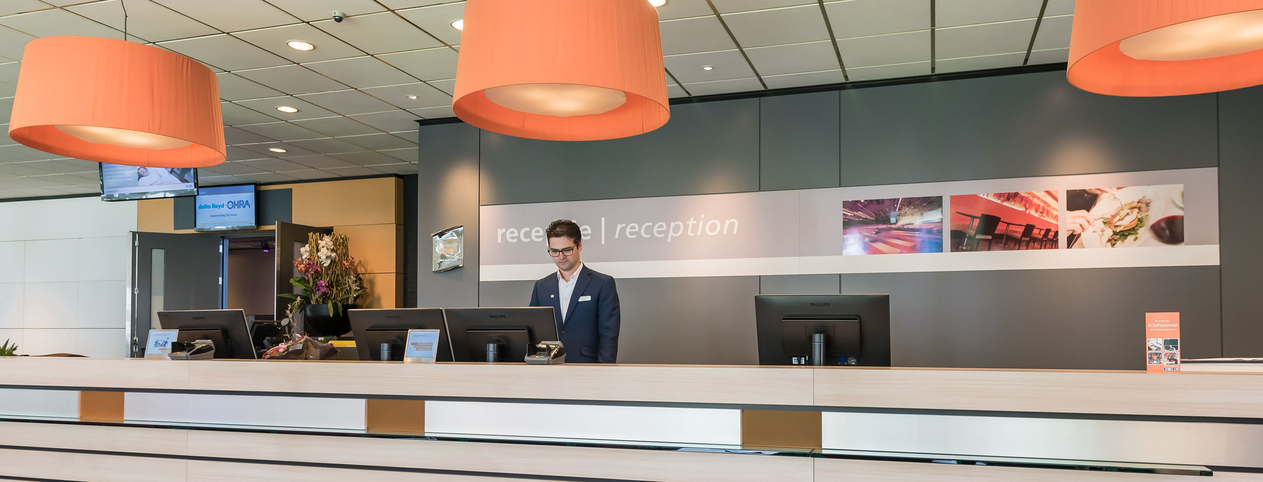 Contact hotel papendal papendal for Contact hotel