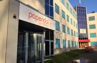 Papendal_Over Papendal_SCP