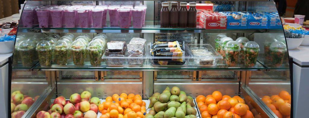Voeding in het Topsportrestaurant op Papendal