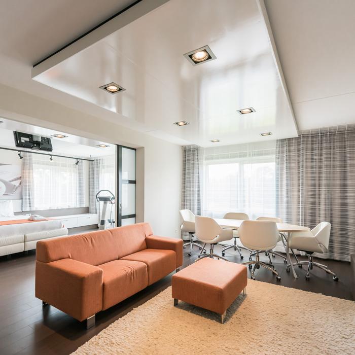 Executive gouden suite papendal for Design hotel juist