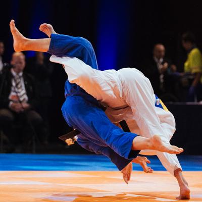 Judo Papendal Arnhem