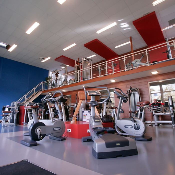 Fitness op Papendal