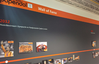 Papendal Wall of Fame