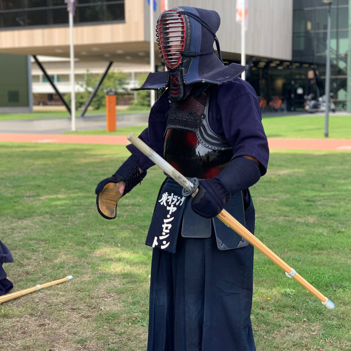 Clinic Kendo #OpPapendal
