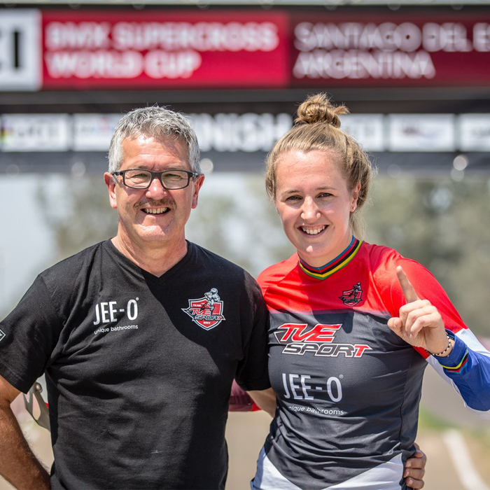 Sportspreker Laura Smulders #OpPapendal