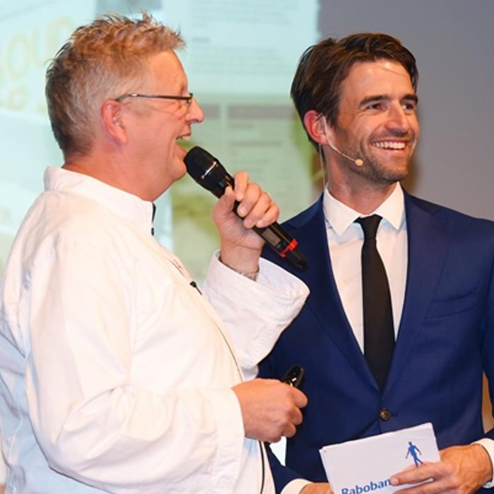 Sportspreker Erik te Velthuis #OpPapendal