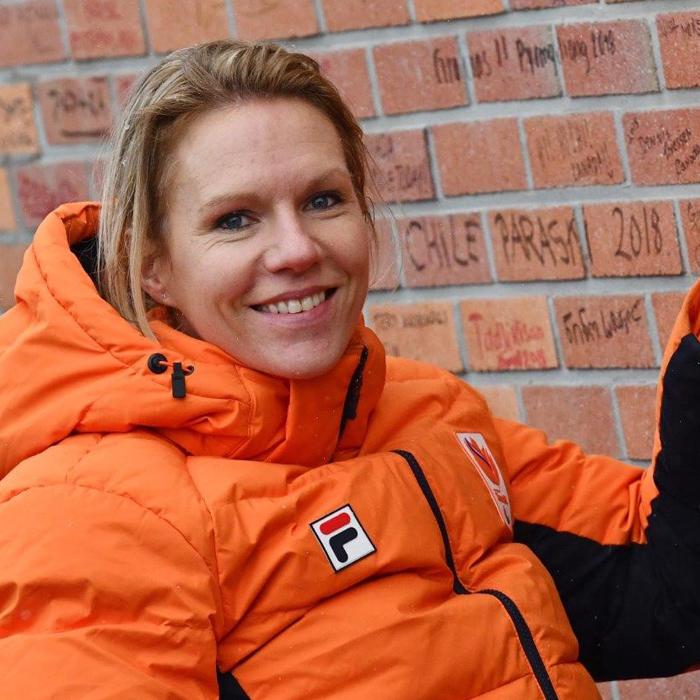 Sportspreker Esther Vergeer #OpPapendal