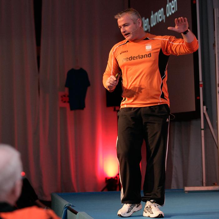 Sportspreker Francesco Wessels #OpPapendal